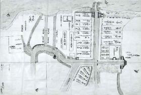 志多町絵図