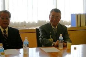 川合川越市長