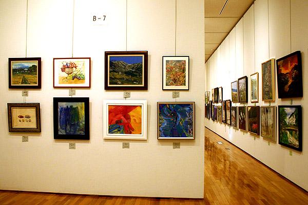 第58回川越市美術展覧会 市展