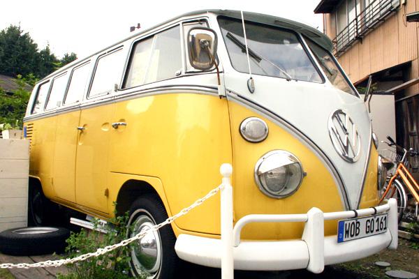 1965年式 フォルクスワーゲン タイプ2