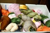 アルパカの毛糸