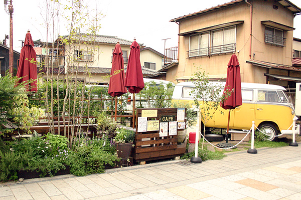 楽楽 cafe