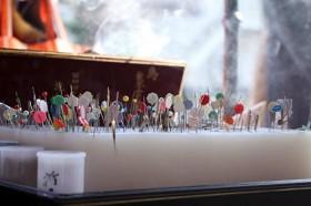 蓮馨寺 針供養