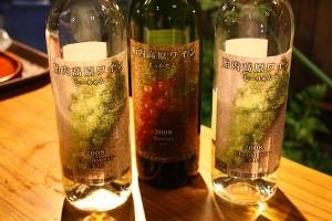 新潟県胎内市のワイン