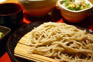 海鮮丼と手打ち蕎麦