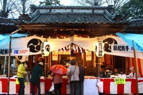 熊野神社の社殿