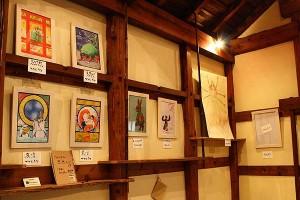 虹・彩 7人のイラスト展