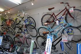 サイクルセンターしも本店
