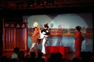 大衆演劇「お芝居」