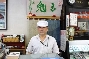 龍月ご主人本澤さん