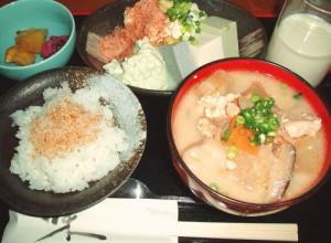 豆腐盛りセット
