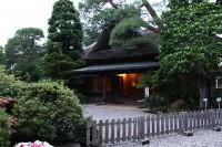 遠山記念館「ホタルの夕べ」
