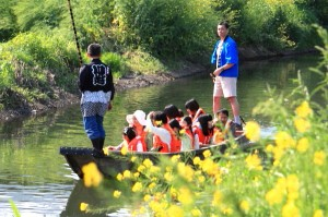 新河岸川への集い