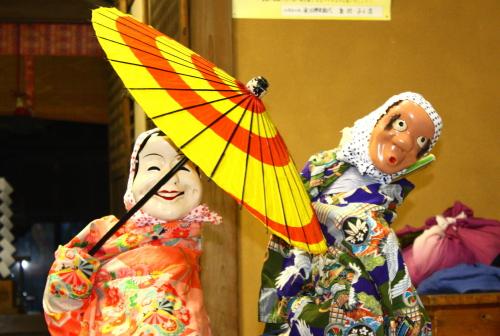 南田島の足踊り