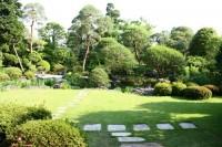 遠山記念館庭園