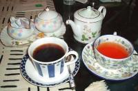 コナコーヒーと紅茶