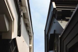 江戸と平成の蔵造り