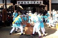 餅つき踊り