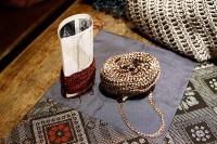 よった大島紬の糸