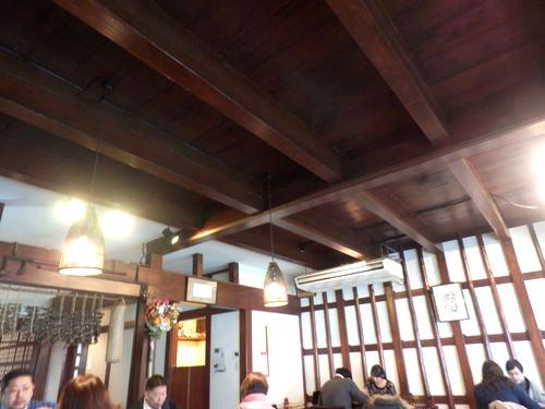 林屋 天井