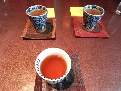 いもカクテル・いも茶