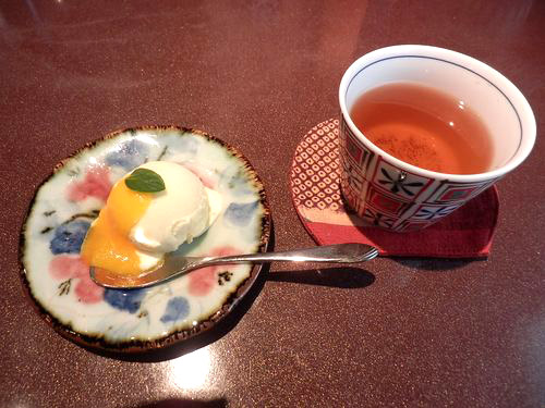 陶路子(とろっこ) 食後のデザート