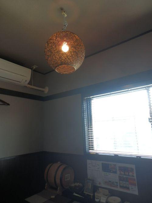 Café Vino内装2
