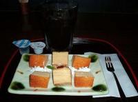 芋スイートポテトバウム&caféセット