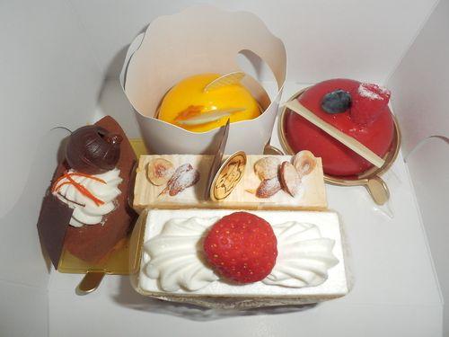 パティスリーSATO・ケーキセット