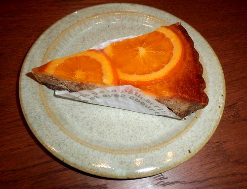 オレンジタルト2