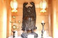 見立寺の布袋尊