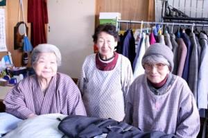 おばあちゃん達