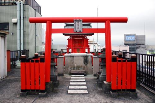 榎稲荷神社