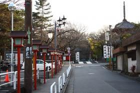 喜多院そばの「寿庵 喜多院店」