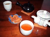 3年番茶と黒豆茶