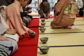2008年の大茶会(蓮馨寺:客殿)